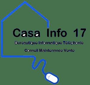 Logo C@sa Info