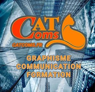 Logo CatComs
